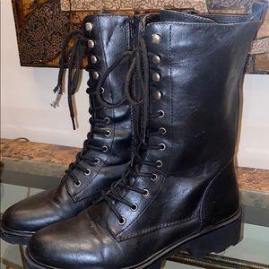 Seven Dials Combat Boots